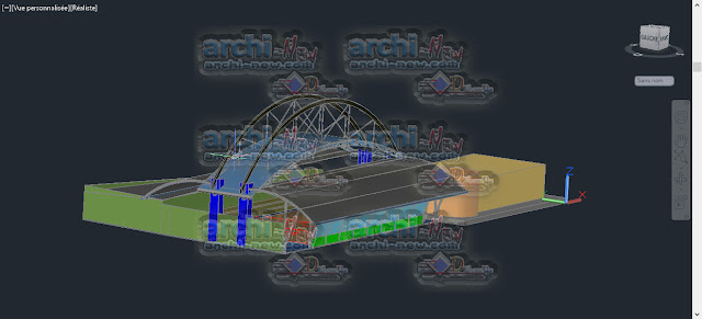 download-autocad-cad-dwg-file-3d-tennis-arena