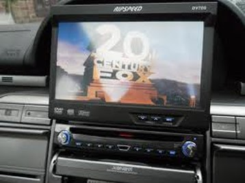 if you have installed an ripspeed dv720 in car dvd player and you want to  allow your passengers to watch music or movies on a dvd, while your drive  your