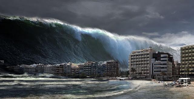 Nasa e previsão de Tsunami no nordeste do Brasil