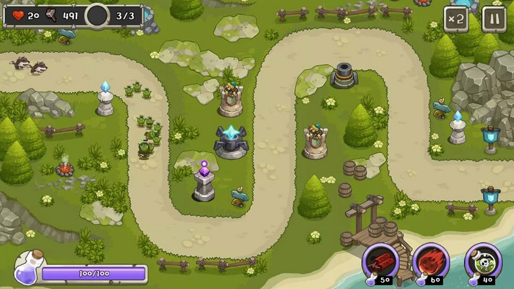 [FREE] Download Tower Defense King for Android