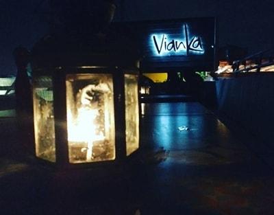 Una noche en la mejor pizzeria de Cúcuta, Vianka.