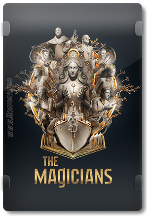 The Magicians US 3 (2017) Torrent