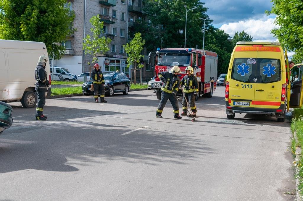 avārija Jelgavā 7