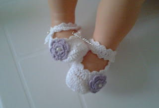 moda bebê crochê bebê