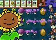 juego Plantas Vs. Zombis Web Online