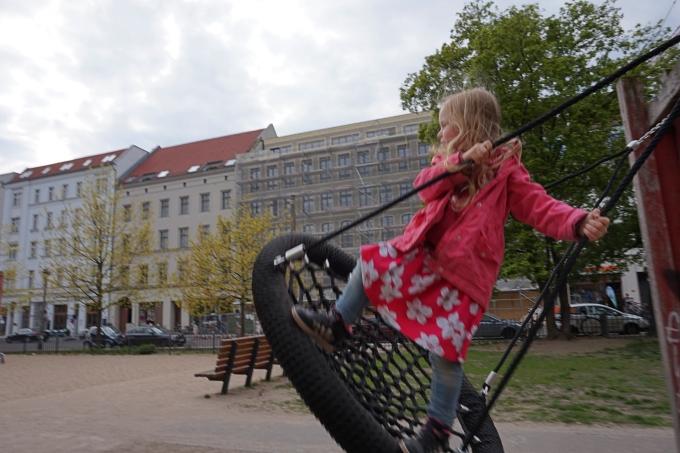 Berliinin leikkipuistot ja leikkipaikat