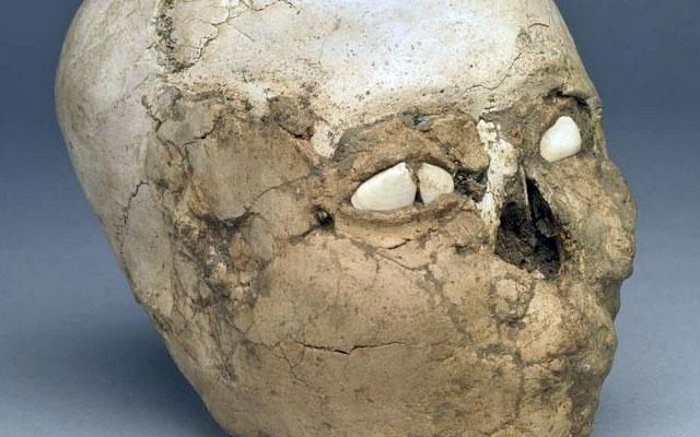 Ancient Levant practice of modifying skulls increased with rise in temperatures