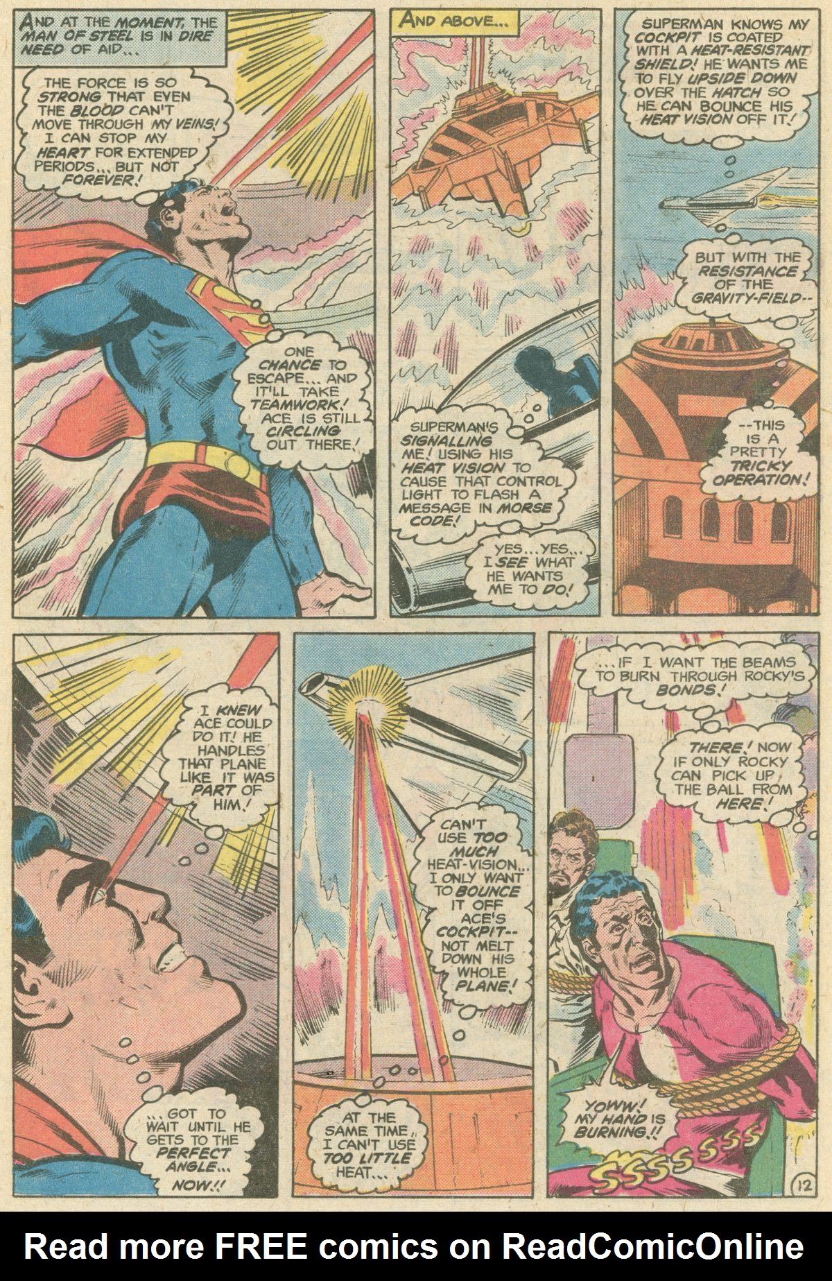 Read online World's Finest Comics comic -  Issue #267 - 14