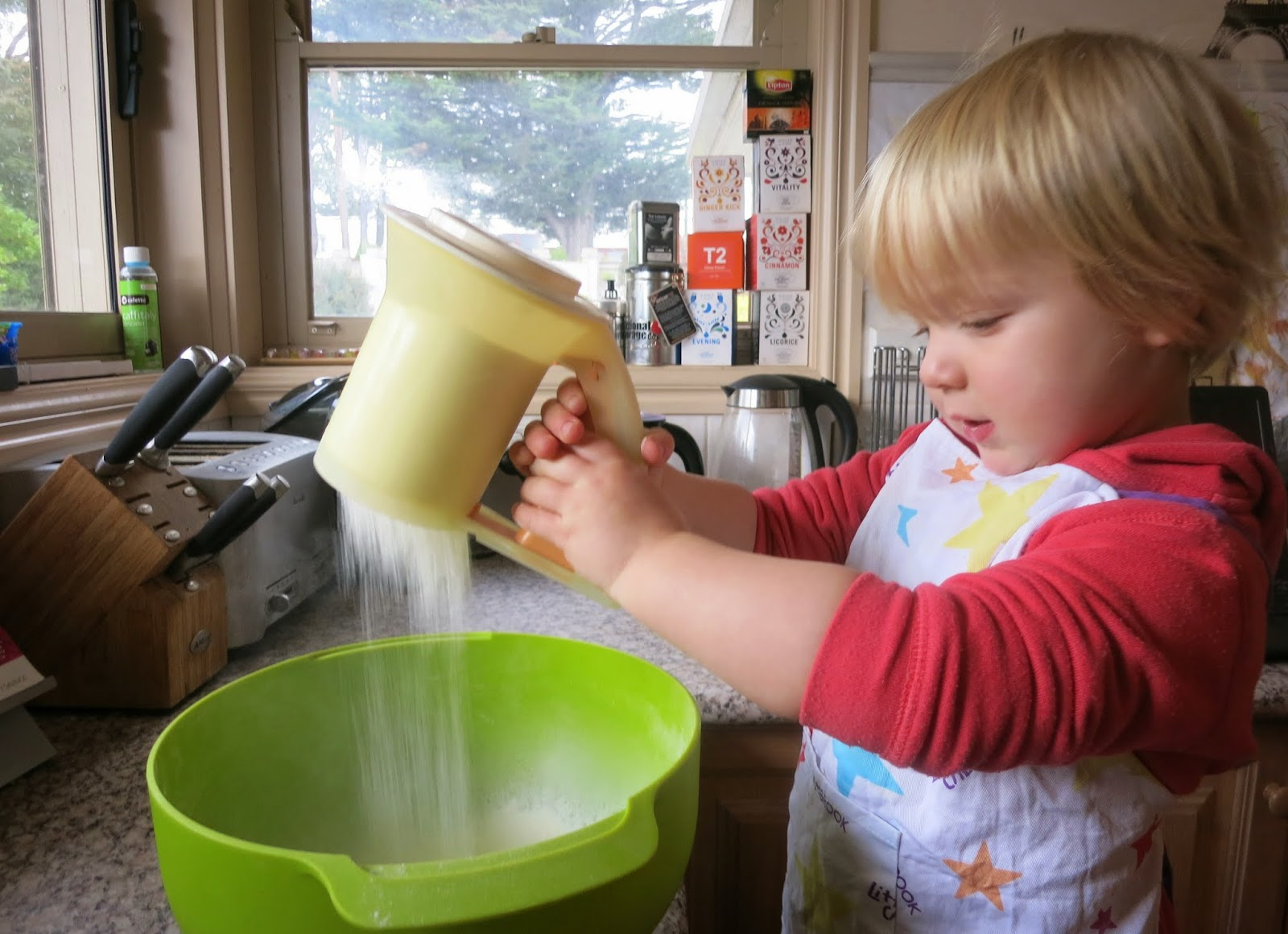 Learn With Play At Home Ham Cheese And Spinach Muffins