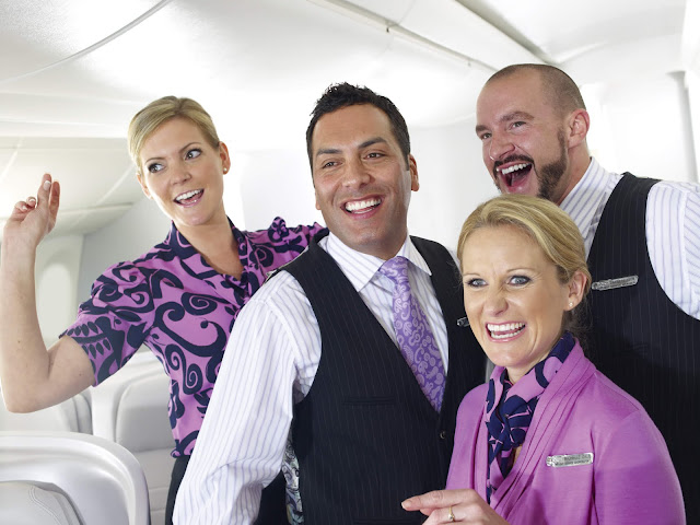 cabin crew benefits