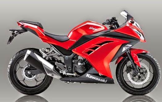 New Kawasaki Ninja 250