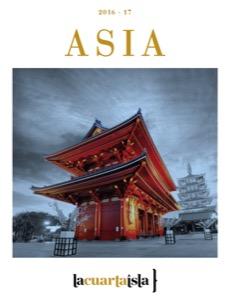 La cuarta isla catálogo de viajes Asia 2016 - 2017
