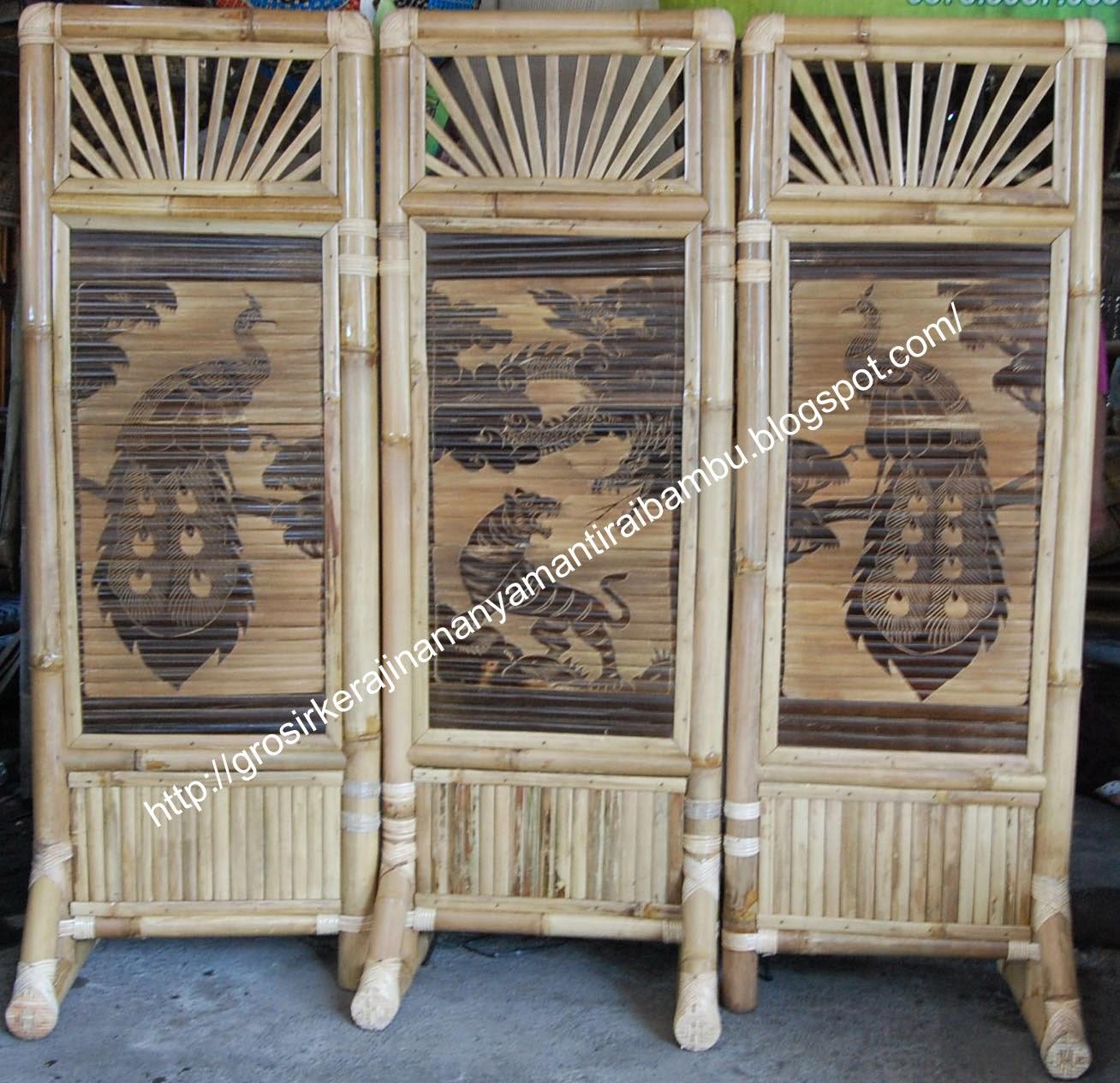 Jual Kerajinan Bambu,kerajinan Bambu