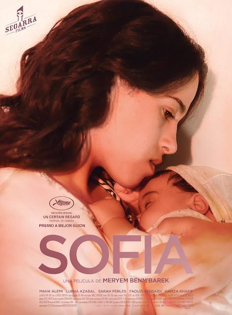 Sofia - cultura árabe - cine marroquí - cine árabe - Películas 2018 - cine francés - películas francesas - Meryem Benm'Barek - Maha Alemi - Beatriz Castellón - Lo que la cultura me dejó