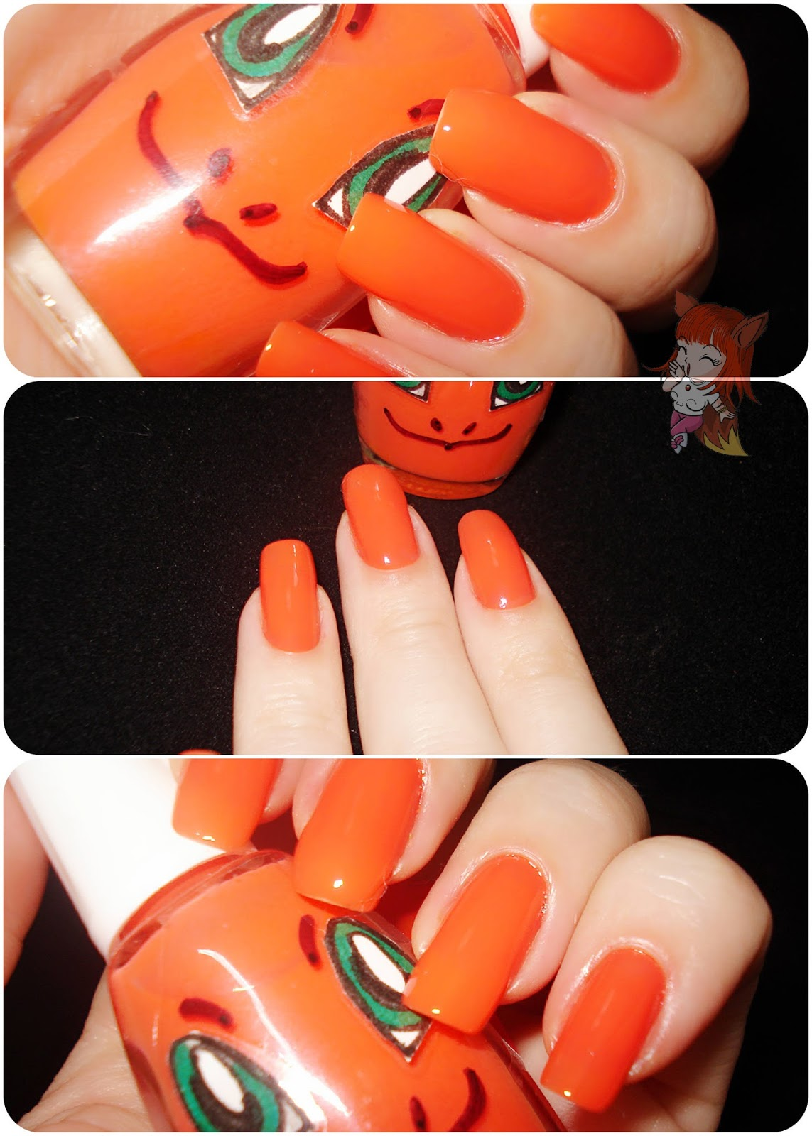 Esmalte Colorama especial Pokemon - Charmander