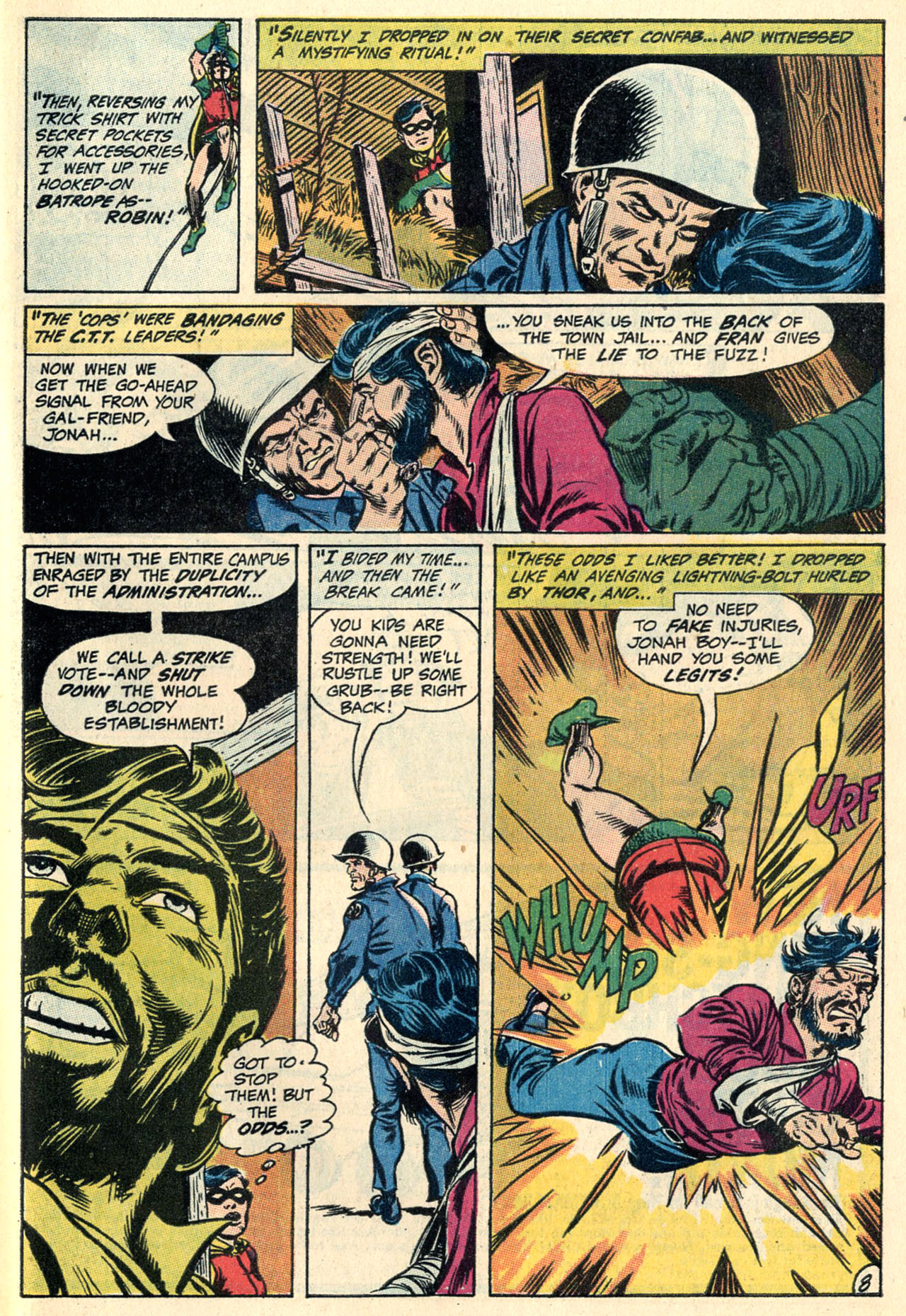 Detective Comics (1937) 394 Page 29
