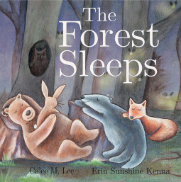 "The Forest Sleeps will help your child fall asleep by saying ""sleep tight"" to a wide range of forest animals. Children who love animals will love seeing where each animal sleeps. A great bedtime read!"