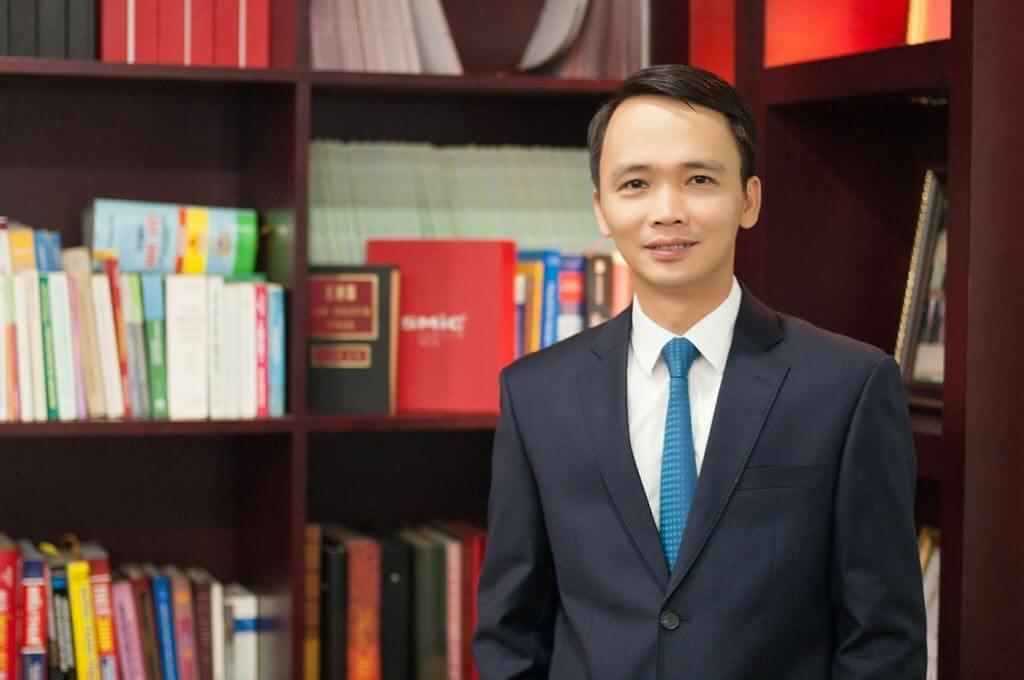 Ông Trịnh Văn Quyết là một trong những người giàu nhất sàn chứng khoán Việt Nam.