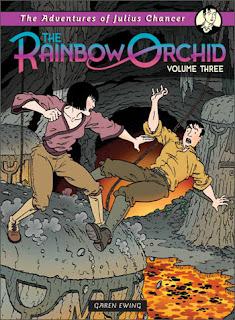 Rainbow Orchid 3