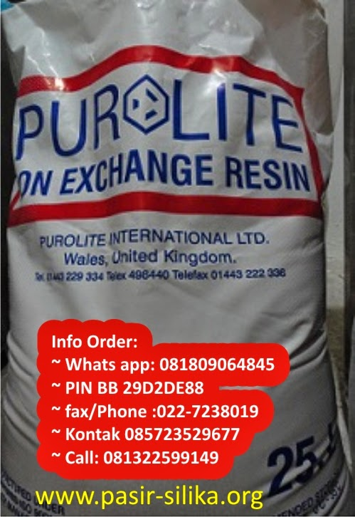 Harga Resin Purolite C-100 / C-100E