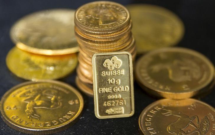 Al Momento De Editar Este Informe El Oro Registra Una Caída Del 0 65 Hasta Los Us 1 260 Dólares La Onza Mientras Que Su Par Plata Retrocede Un 48