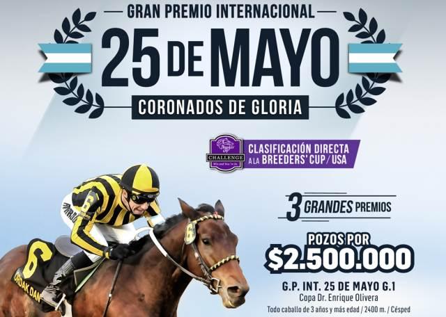 Gran Premio 25 de Mayo San Isidro