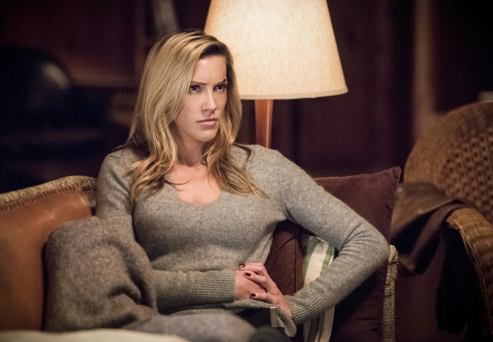 Katie Cassidy en Arrow de The CW
