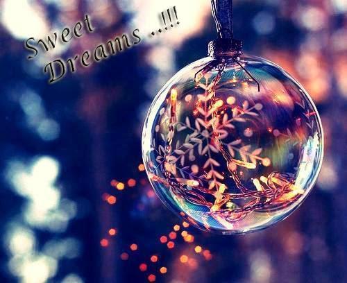 sweet dreams to all sweet friends