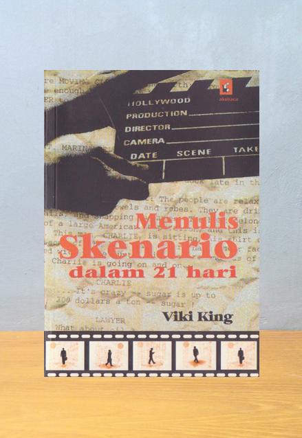 MENULIS SKENARIO DALAM 21 HARI, Viki King