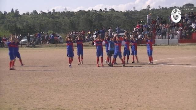 Sportivo Rivadavia, por penales, es finalista en Punilla.