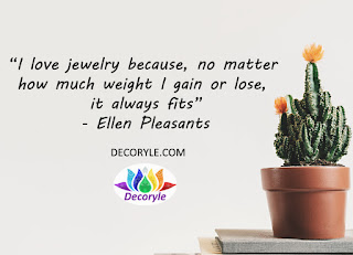 Ellen Pleasants Jewellery Quote