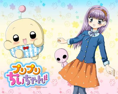 Hiromu Shinozuka - Puripuri Chii-chan!!
