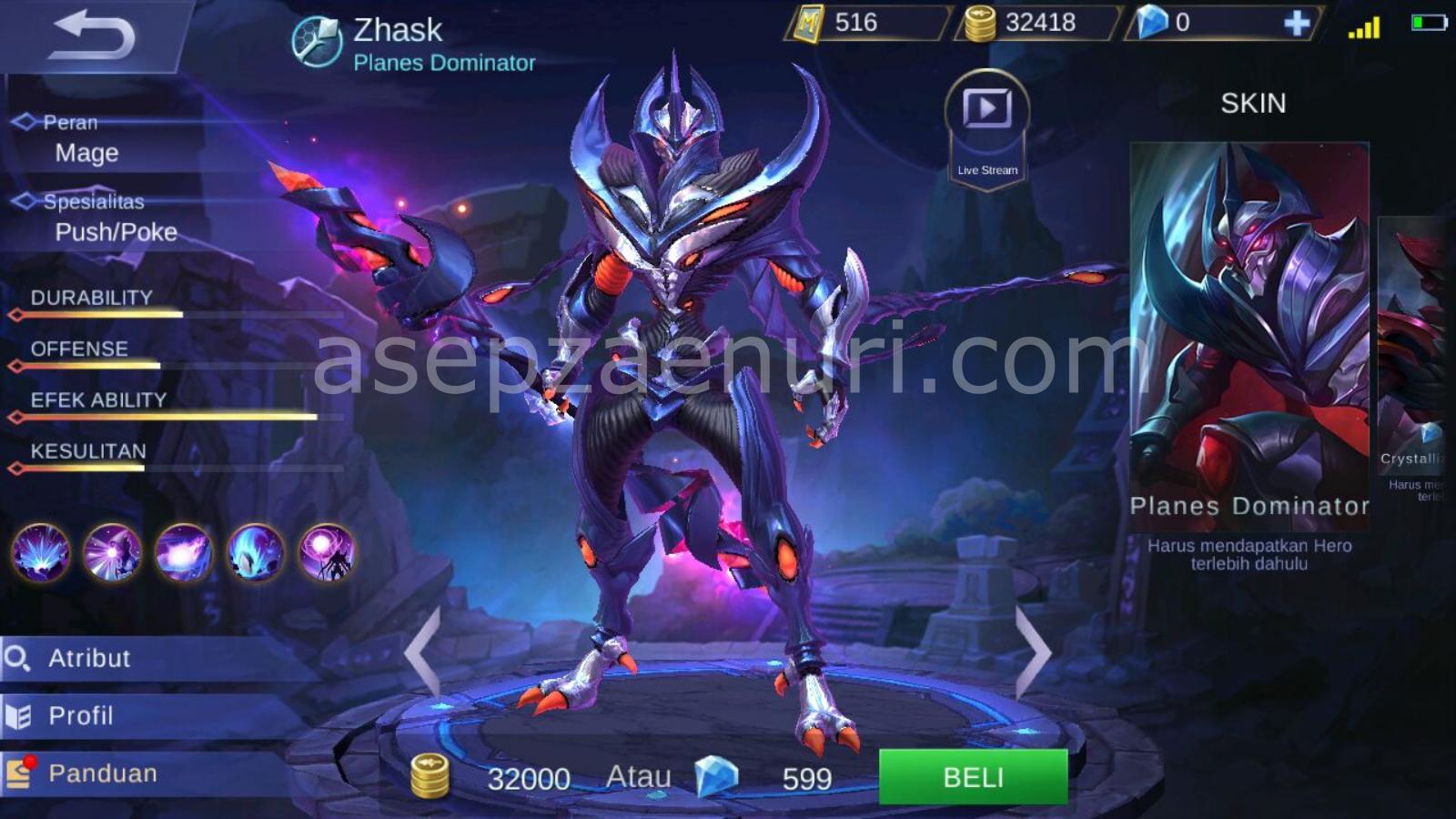 Ide Terpopuler 38 Gambar Hero Mobile Legend Zhask
