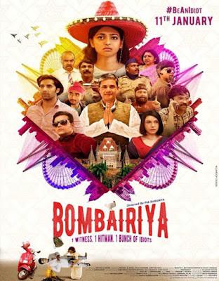 Bombariya (2019) Hindi HQ DVDScr x264 700MB