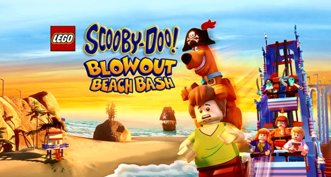 ScoobyAddict's Blog: Review: LEGO Scooby-Doo! Blowout Beach Bash