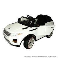 Mobil Mainan Aki Pliko PK1868N Evoque