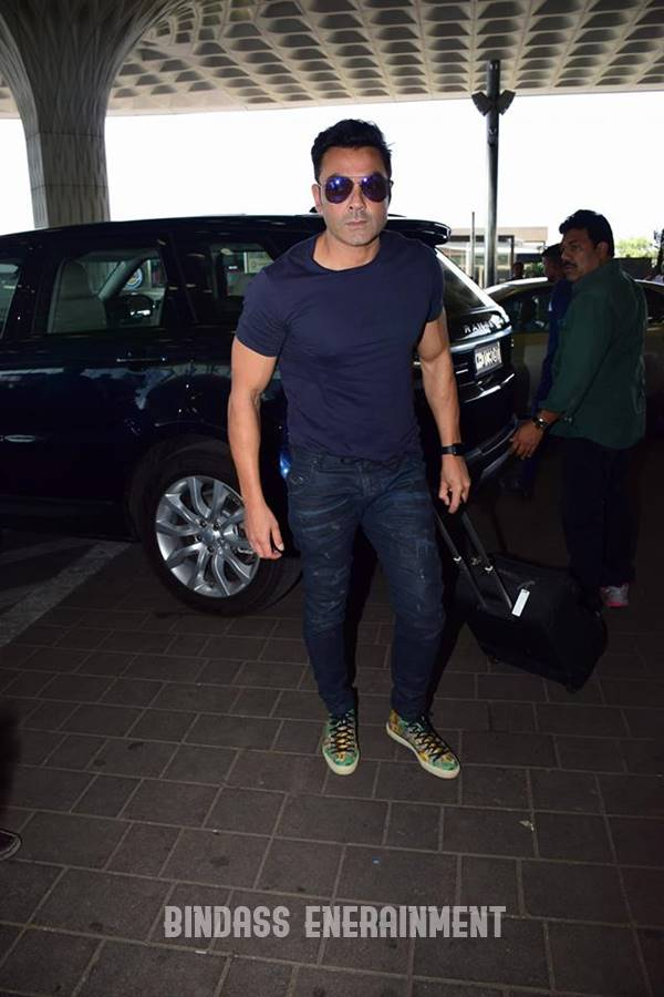 Bobby Deol Upcoming Movies