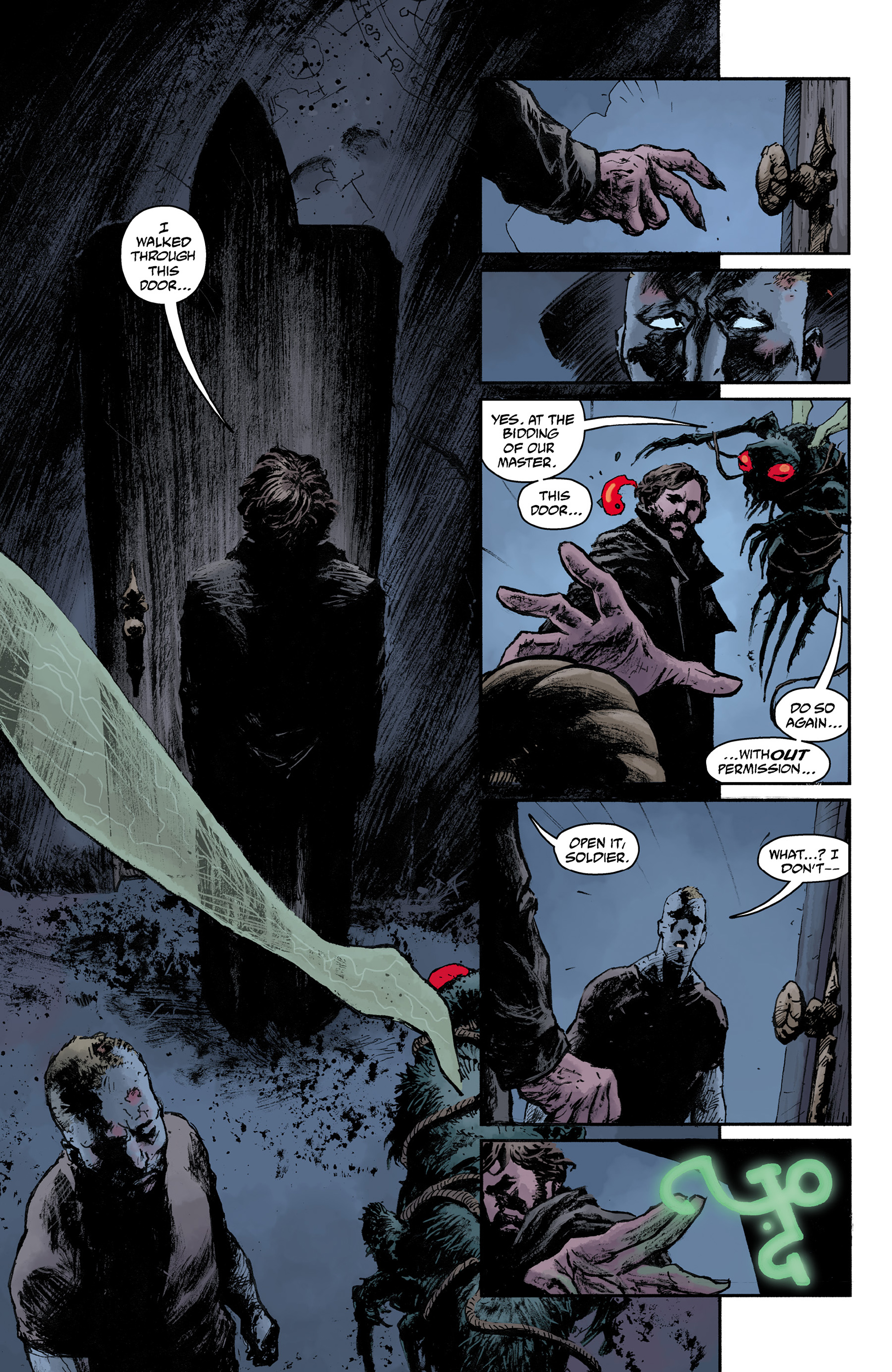 Read online Abe Sapien comic -  Issue #31 - 11
