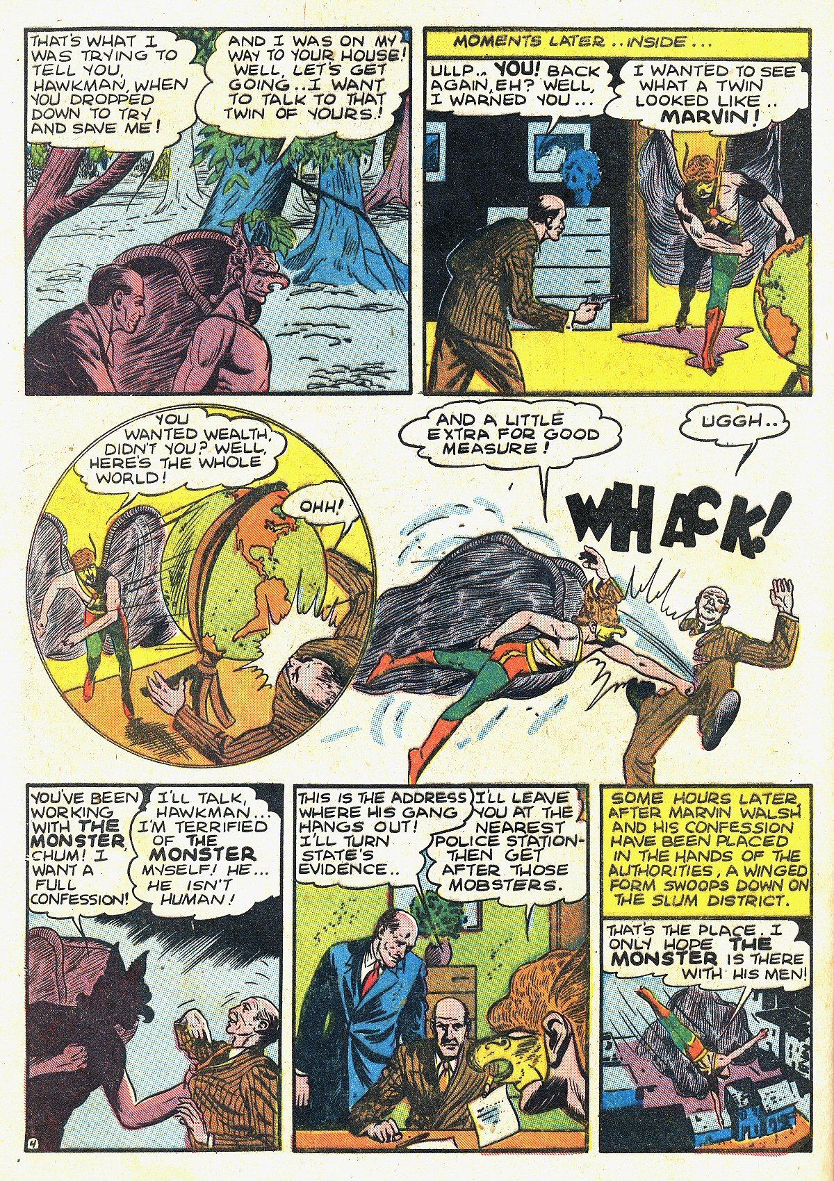 Read online All-Star Comics comic -  Issue #20 - 11