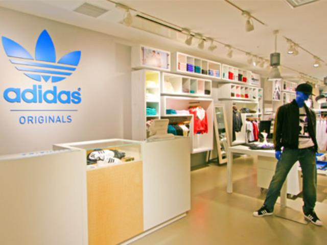 adidas abre su tienda más grande en España en plena Gran Vía