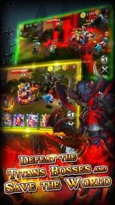 Heroes of Titan MOD APK