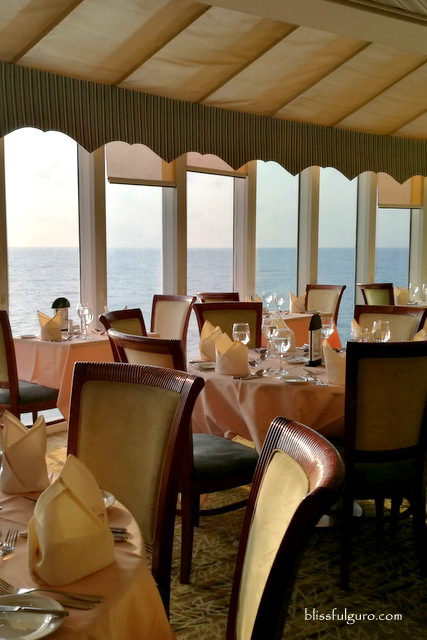 Star Cruises SuperStar Gemini Restaurant