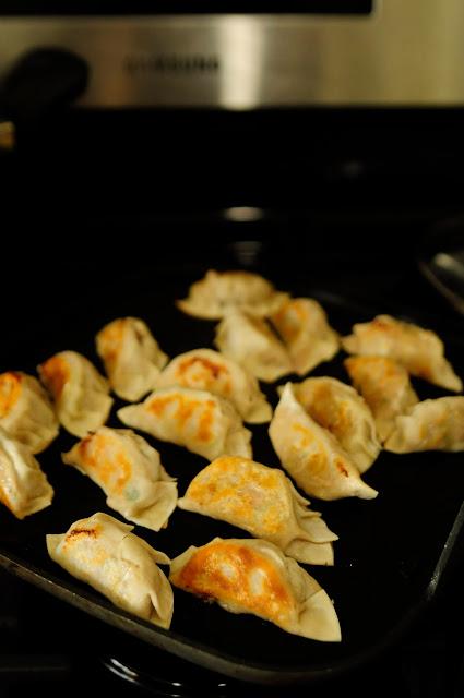 Homemade dumplings recipe
