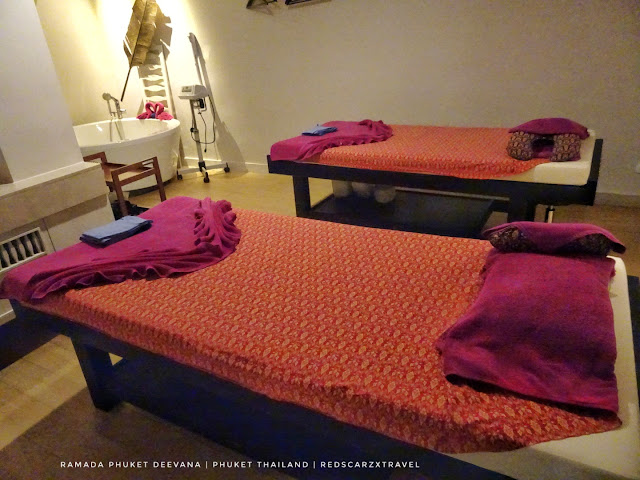 Percutian di Hotel Ramada Phuket Deevana Phuket Thailand
