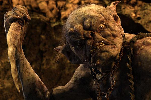 New Images Of Goblins From THE HOBBIT