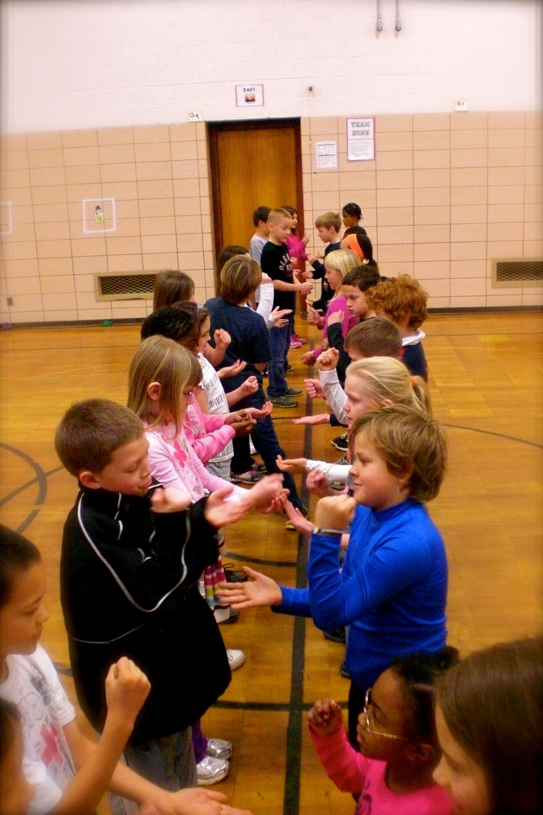 Haisley Physical Education Warm Up Cool Down Games Amp Activities