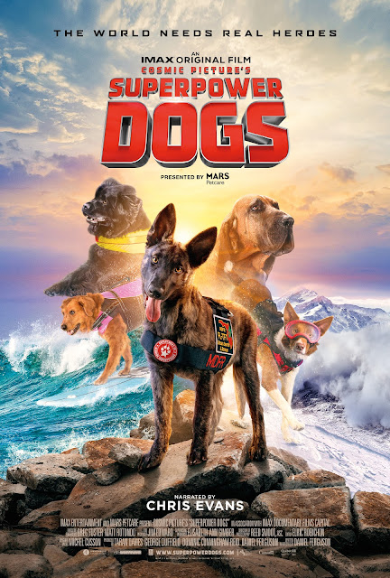 Superpower Dogs Movie Debuts in Portland + Giveaway