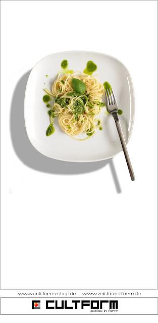 Bärlauchpesto auf Pasta. Bärlauch als Pesto - Wunderwaffe für (fast) jedes Rezept