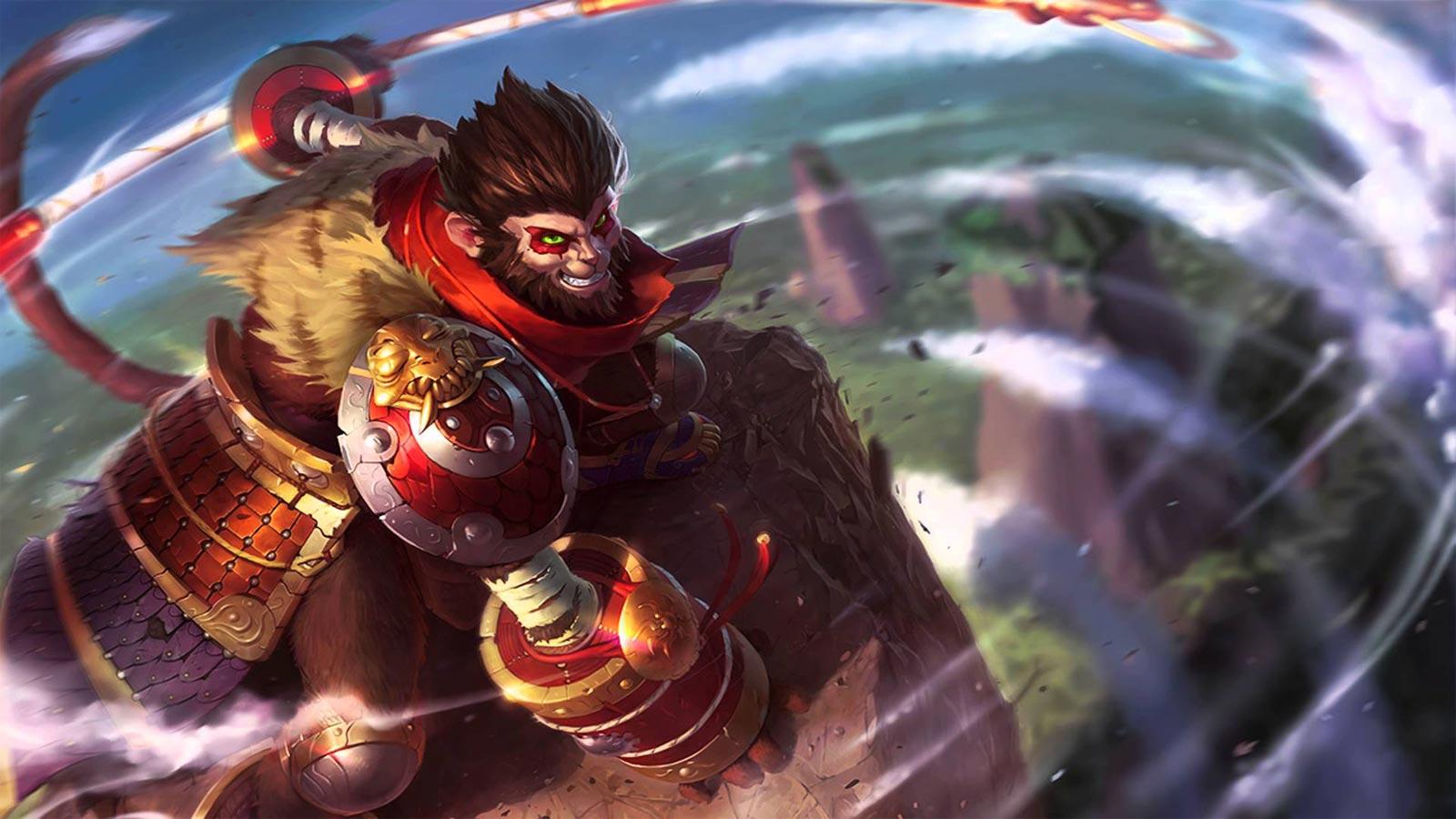 Guia Como Jugar Con Monkey King DOTA 2 Guia De DotA