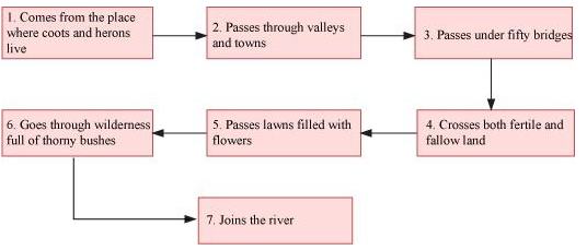 NCERT Solutions for Class 9th: Ch 6 The Brook English - Study Rankers